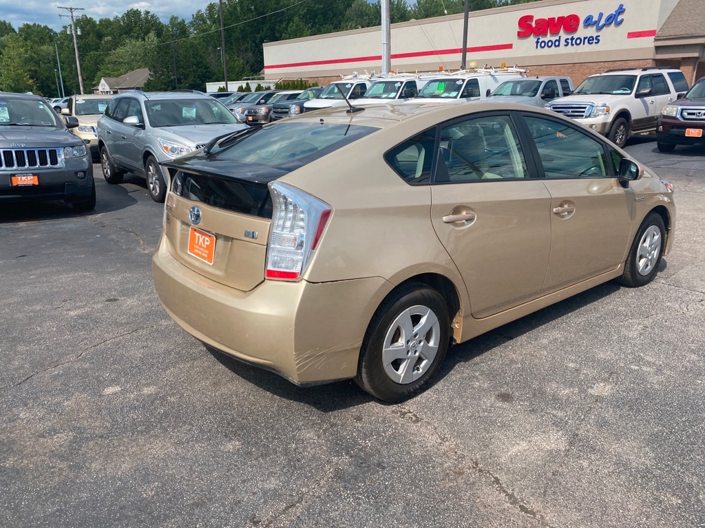 2011 TOYOTA PRIUS  for sale at TKP Auto Sales