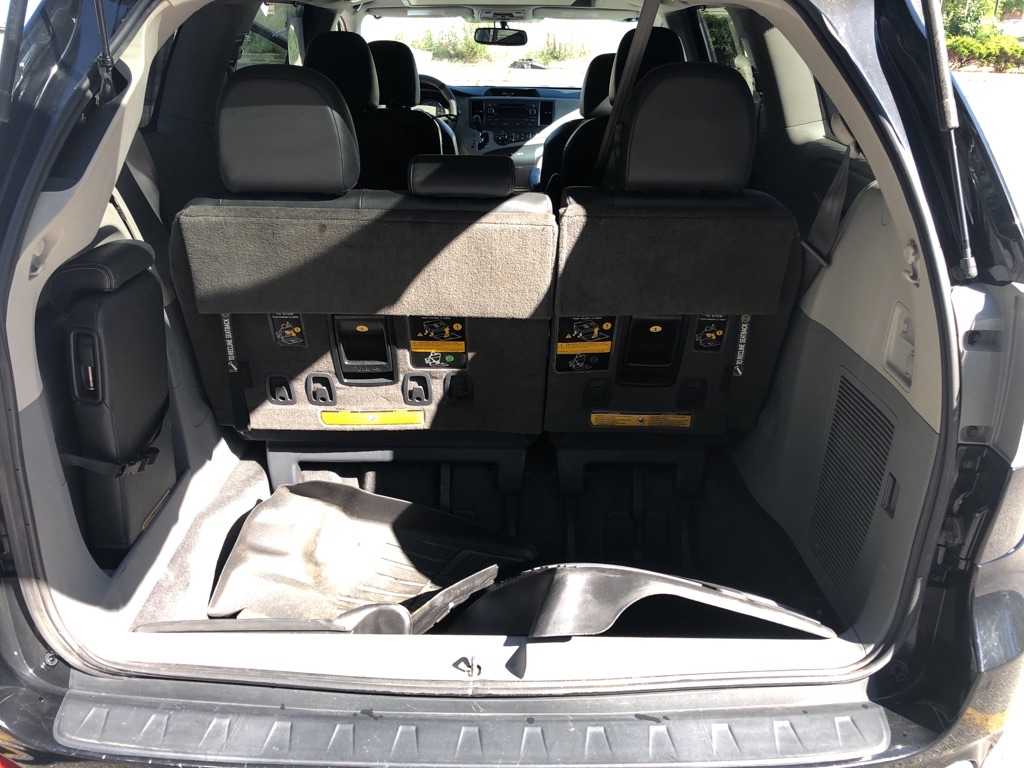 2012 TOYOTA SIENNA SPORT for sale at TKP Auto Sales