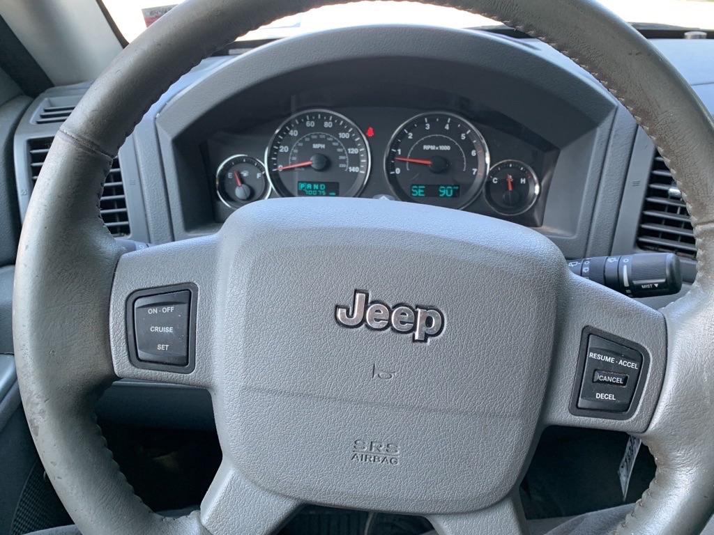 2007 JEEP GRAND CHEROKEE LAREDO for sale at TKP Auto Sales
