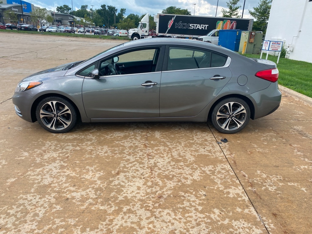 2015 KIA FORTE EX for sale at TKP Auto Sales
