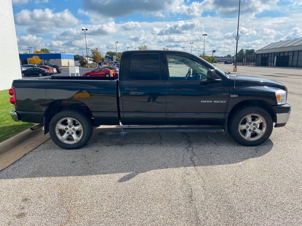 2007 DODGE RAM 1500 ST for sale at TKP Auto Sales