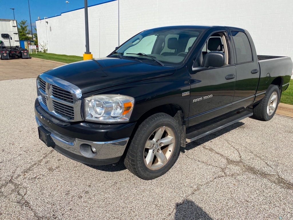 2007 DODGE RAM 1500 for sale at TKP Auto Sales