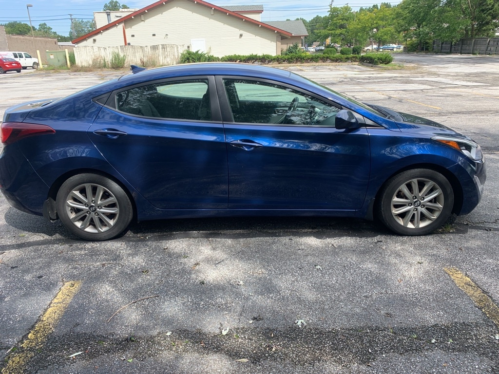 2015 HYUNDAI ELANTRA SE for sale at TKP Auto Sales