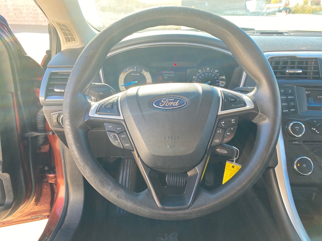 2015 FORD FUSION SE for sale at TKP Auto Sales