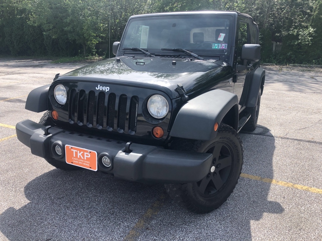 2007 JEEP WRANGLER for sale at TKP Auto Sales