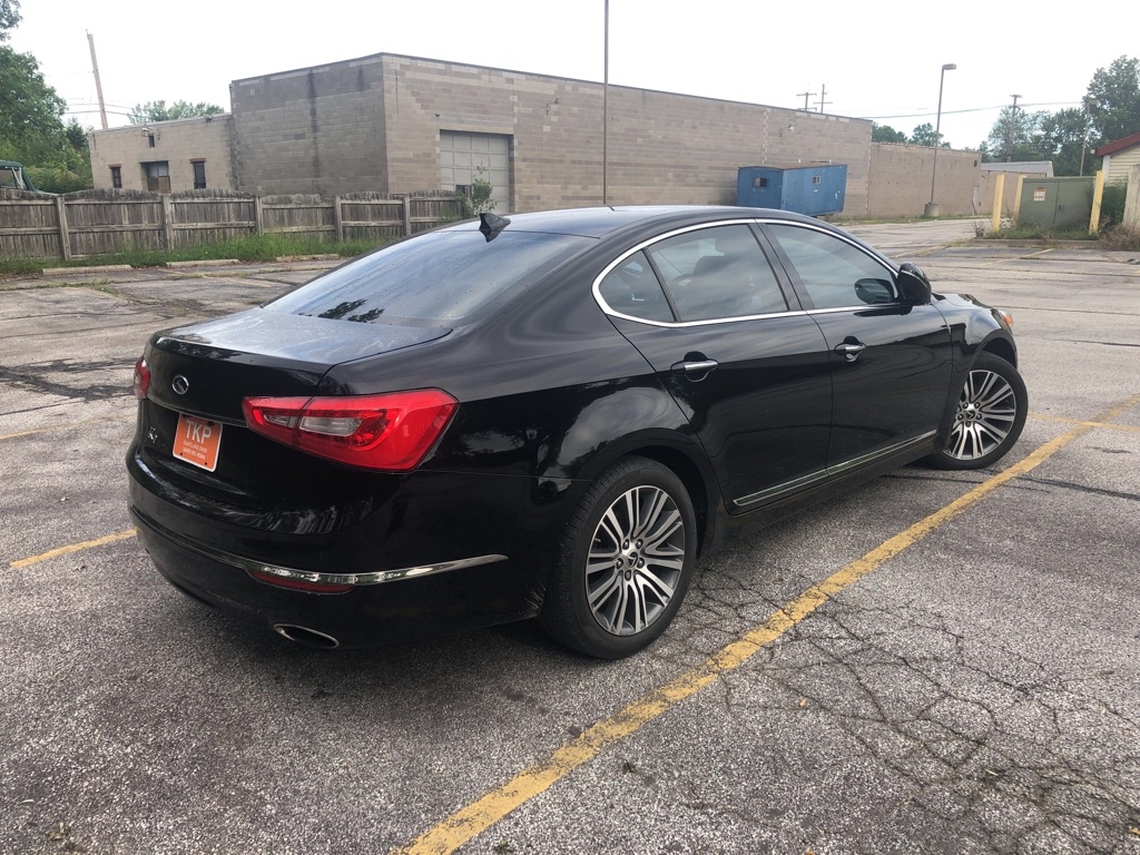 2014 KIA CADENZA PREMIUM for sale at TKP Auto Sales