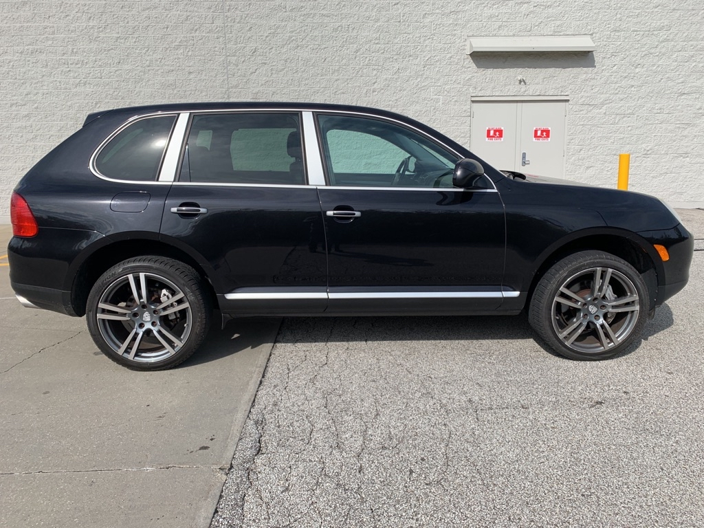 2004 PORSCHE CAYENNE S for sale at TKP Auto Sales
