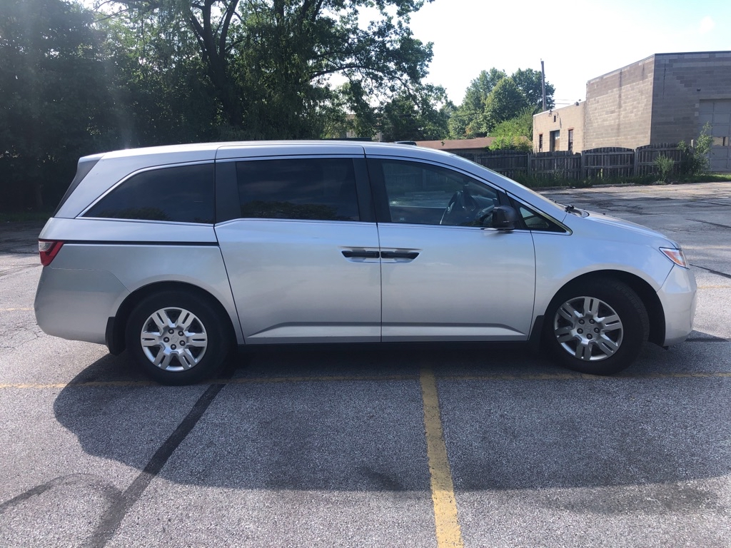 2011 HONDA ODYSSEY LX for sale at TKP Auto Sales