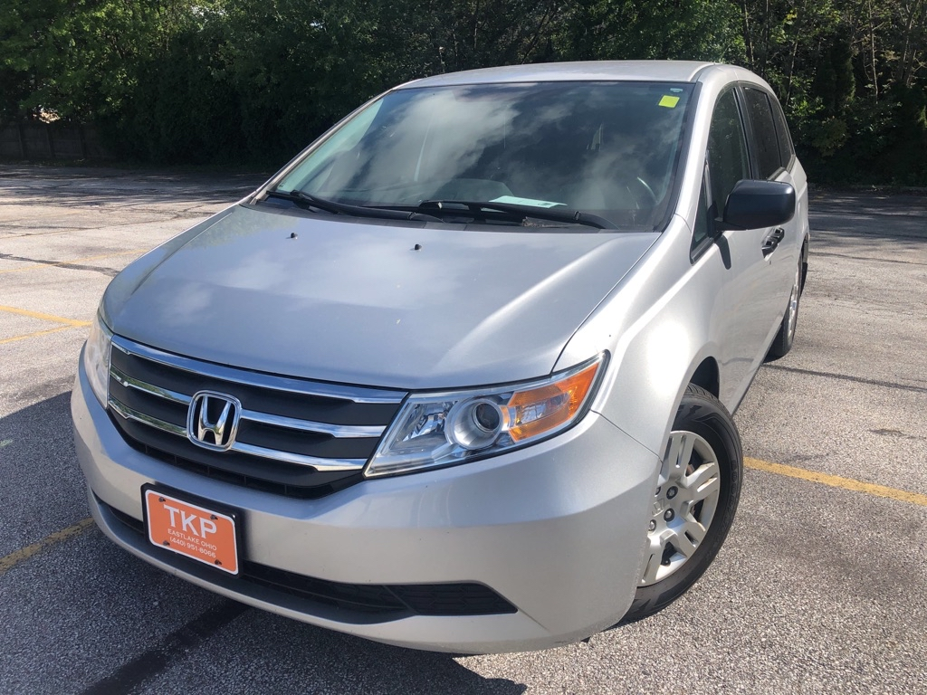 2011 HONDA ODYSSEY for sale at TKP Auto Sales