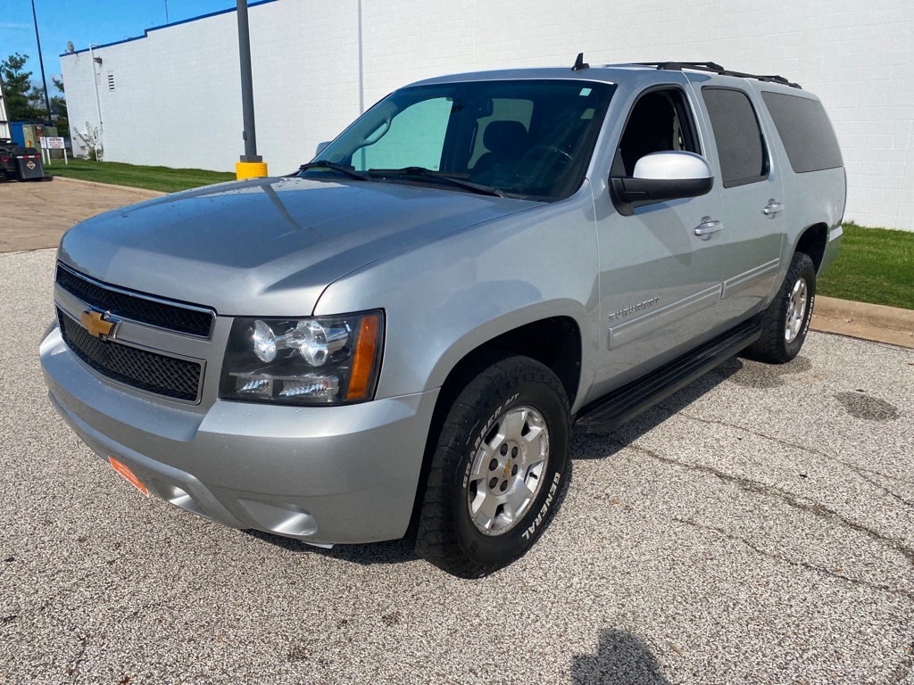 2014 CHEVROLET SUBURBAN for sale at TKP Auto Sales