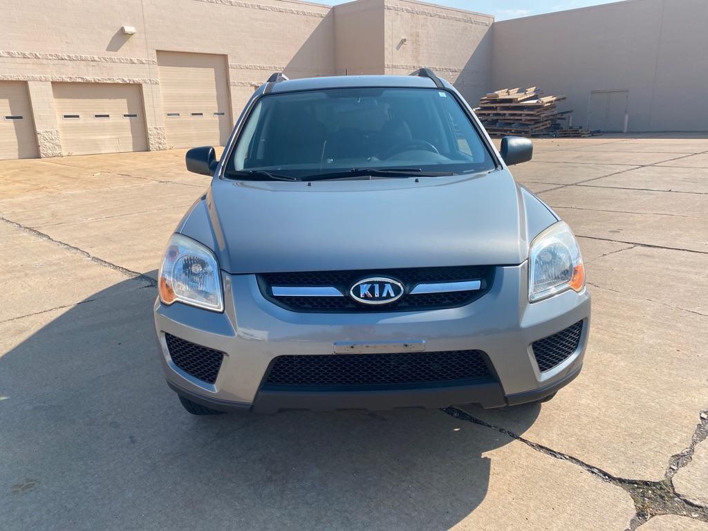 2010 KIA SPORTAGE LX for sale at TKP Auto Sales
