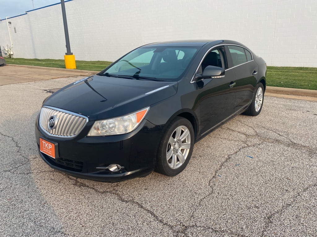 2011 BUICK LACROSSE for sale at TKP Auto Sales