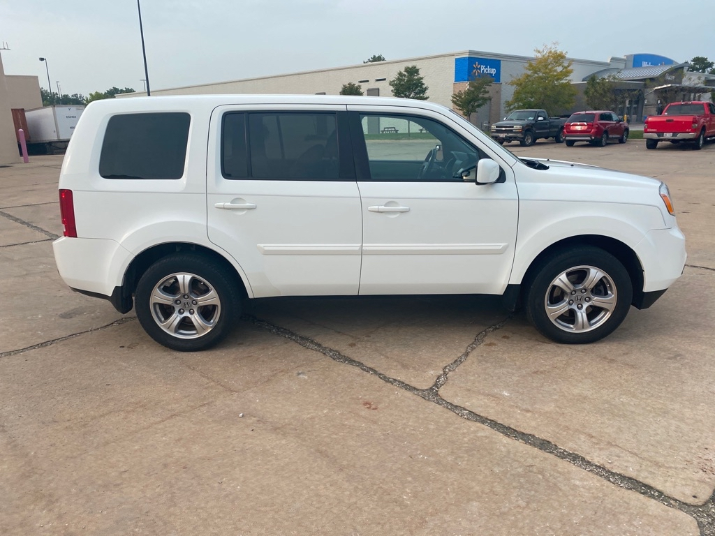2015 HONDA PILOT EXLN for sale at TKP Auto Sales