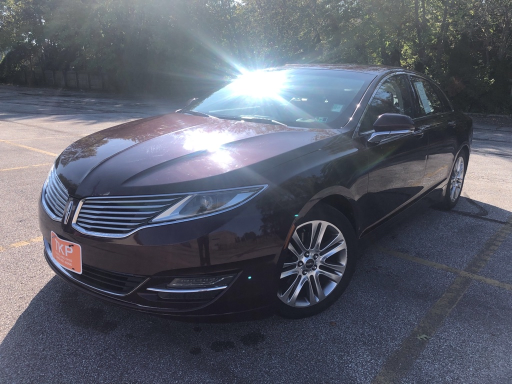 2013 LINCOLN MKZ  for sale in Eastlake, Ohio