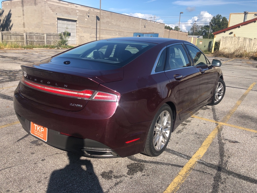 2013 LINCOLN MKZ  for sale at TKP Auto Sales