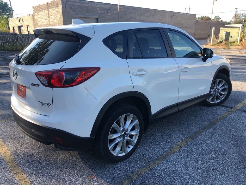 2014 MAZDA CX-5 GT for sale at TKP Auto Sales