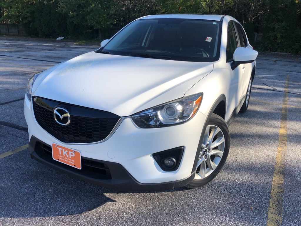 2014 MAZDA CX-5 for sale at TKP Auto Sales