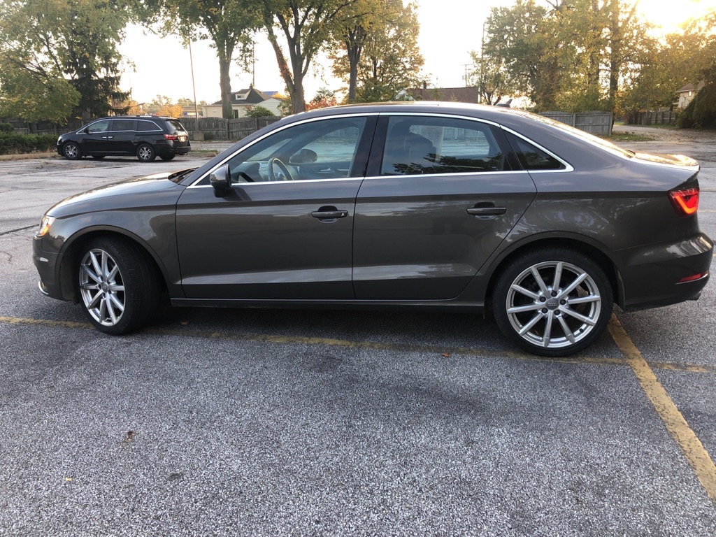 2015 AUDI A3 PREMIUM PLUS for sale at TKP Auto Sales