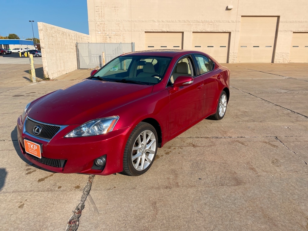 2012 LEXUS IS for sale at TKP Auto Sales
