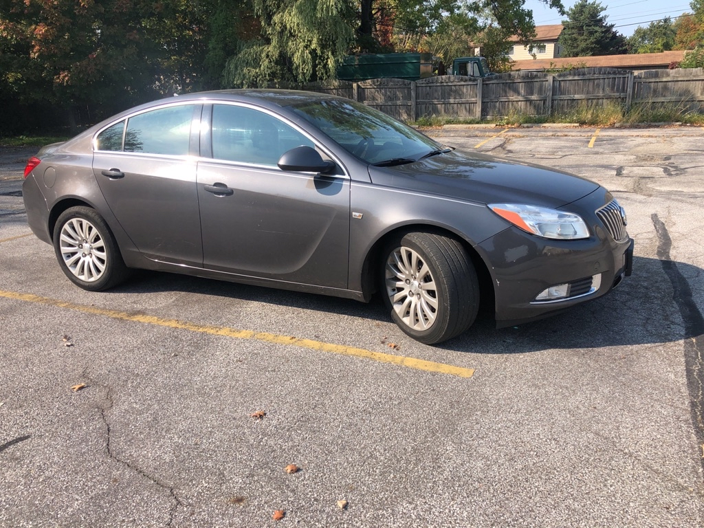 2011 BUICK REGAL CXL TURBO for sale at TKP Auto Sales
