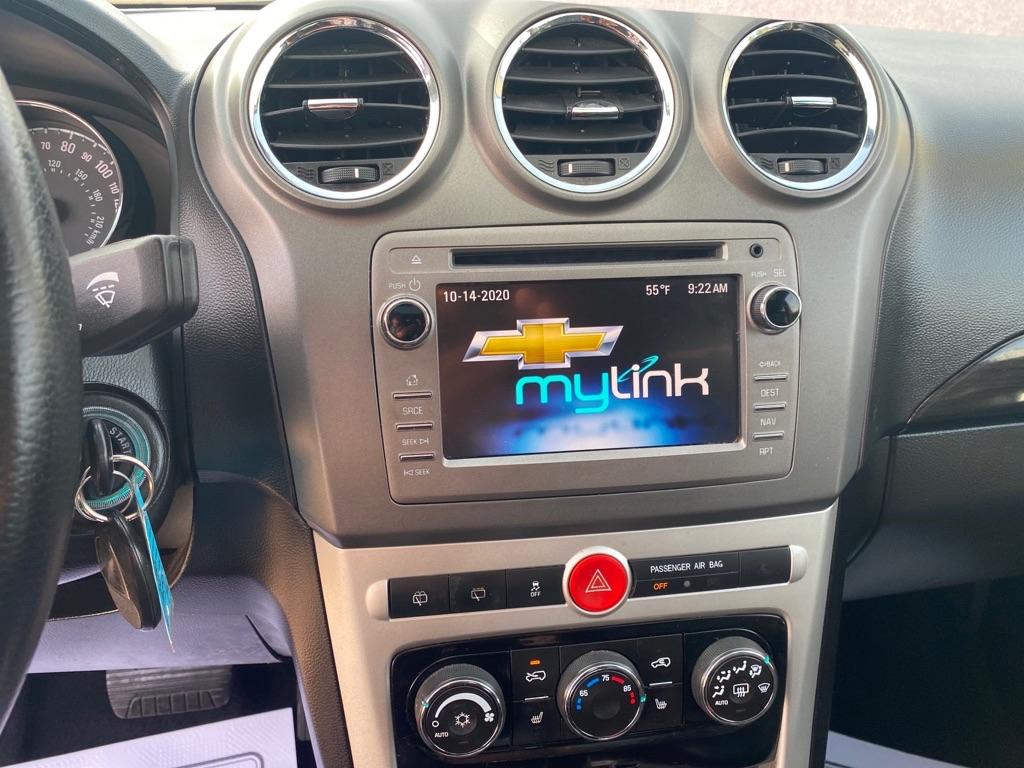 2015 CHEVROLET CAPTIVA SPORT LTZ for sale at TKP Auto Sales