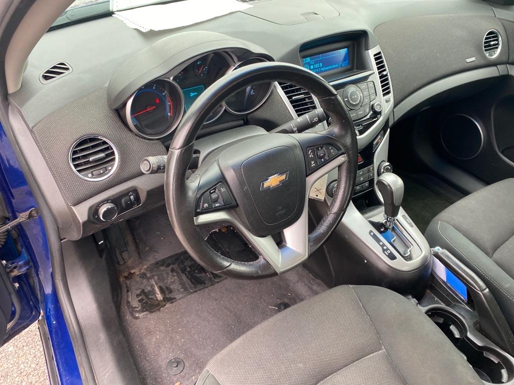 2012 CHEVROLET CRUZE LT for sale at TKP Auto Sales
