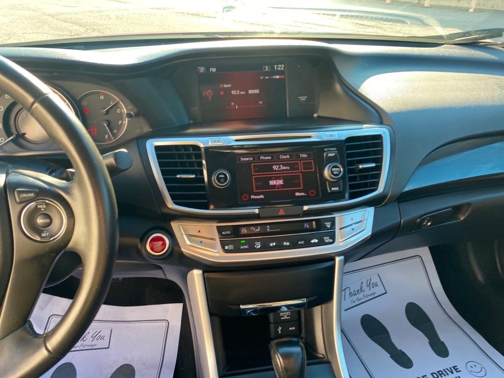 2015 HONDA ACCORD EXL for sale at TKP Auto Sales