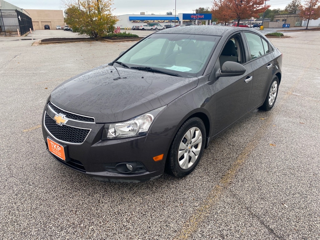 2014 CHEVROLET CRUZE LS for sale in Eastlake, Ohio