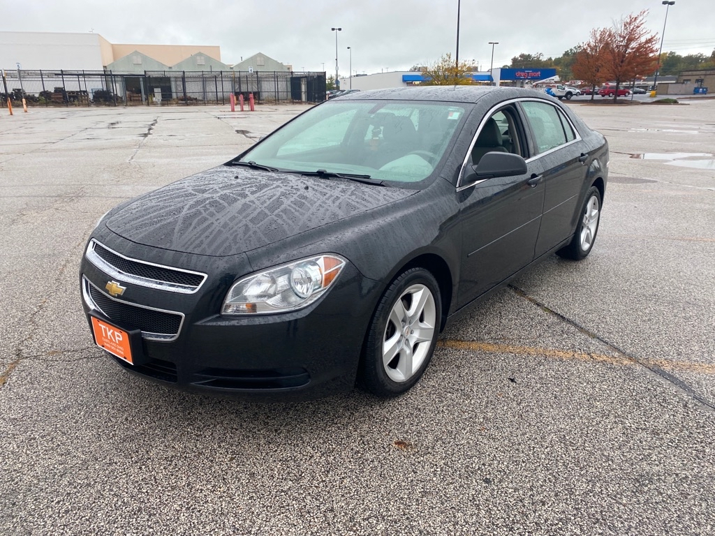 2010 CHEVROLET MALIBU for sale at TKP Auto Sales