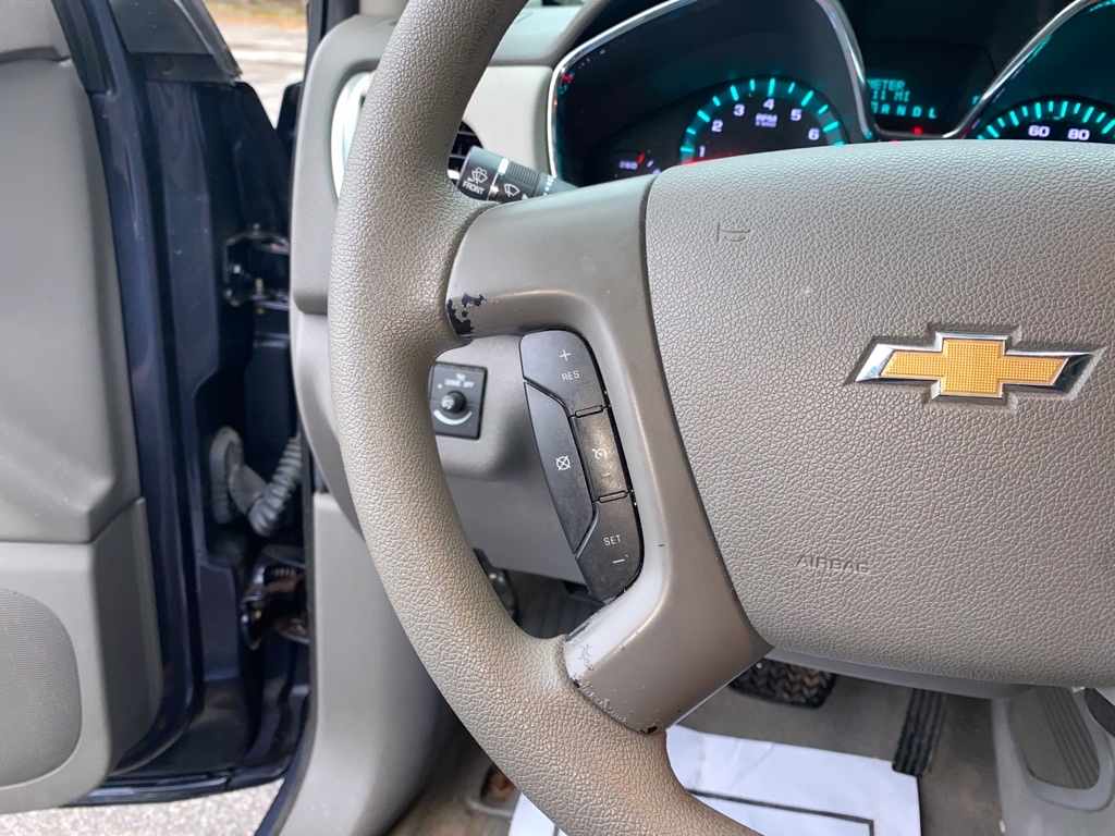 2013 CHEVROLET TRAVERSE LS for sale at TKP Auto Sales