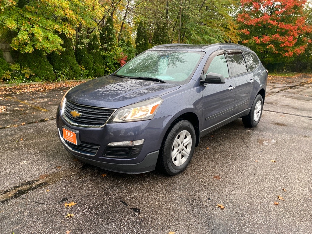 2013 CHEVROLET TRAVERSE for sale at TKP Auto Sales