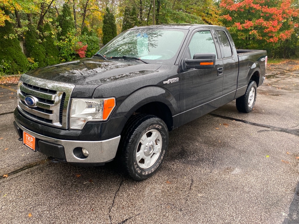 2012 FORD F150 for sale at TKP Auto Sales