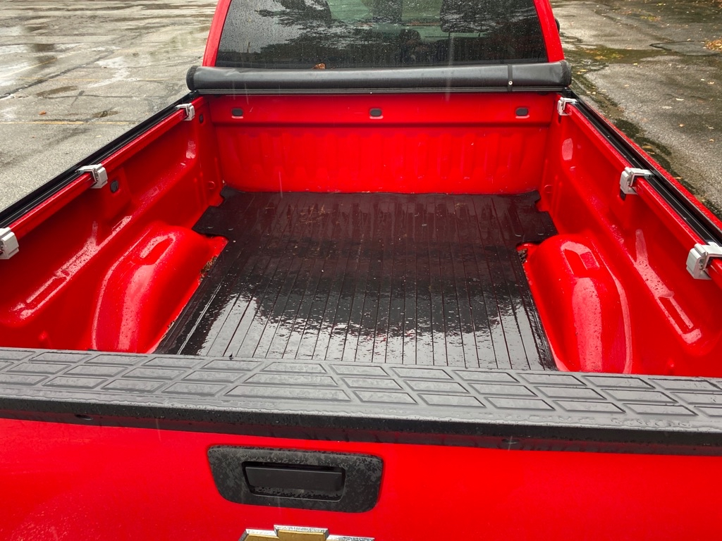 2011 CHEVROLET SILVERADO 1500 LS for sale at TKP Auto Sales