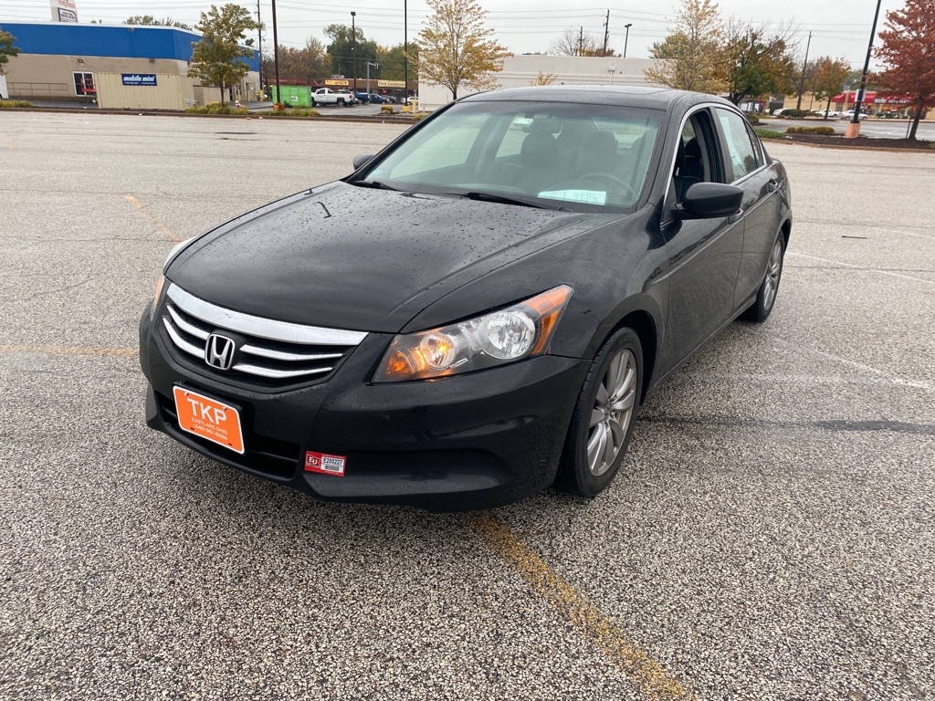 2012 HONDA ACCORD for sale at TKP Auto Sales