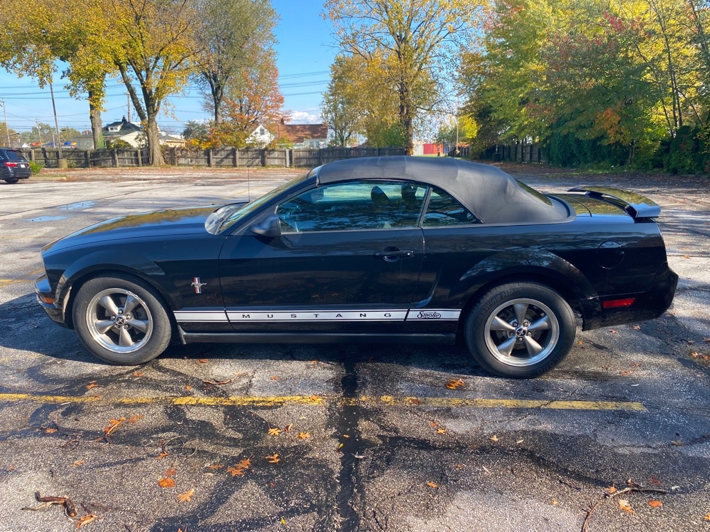 2006 FORD MUSTANG  for sale at TKP Auto Sales
