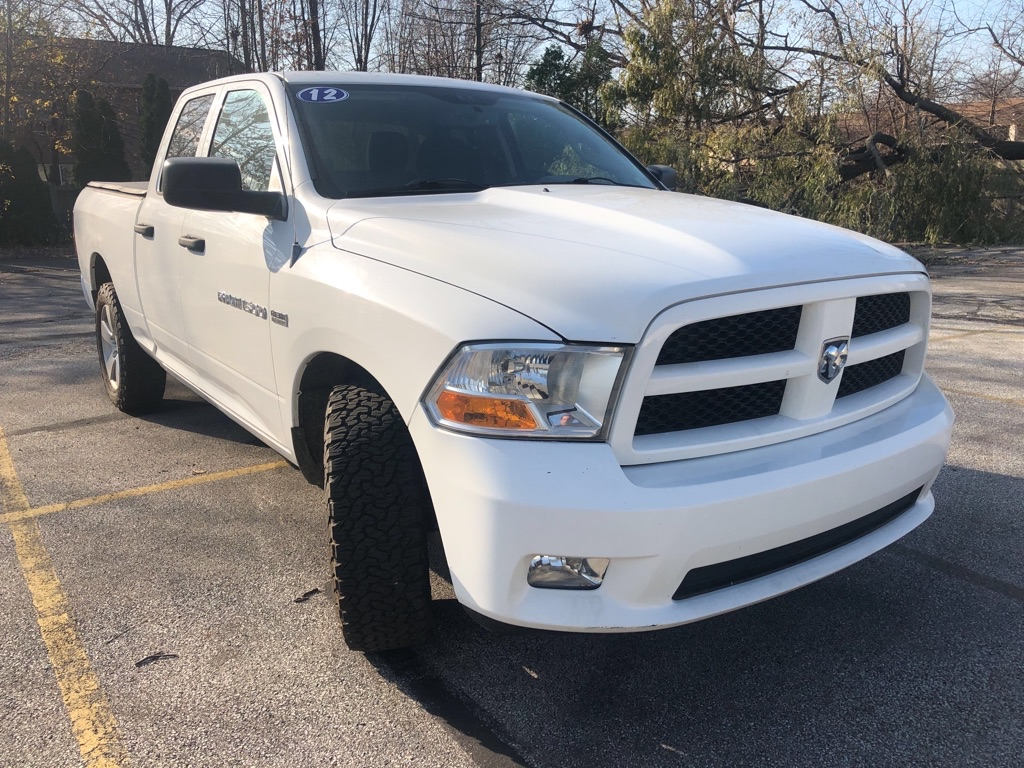 2012 DODGE RAM 1500 ST for sale at TKP Auto Sales