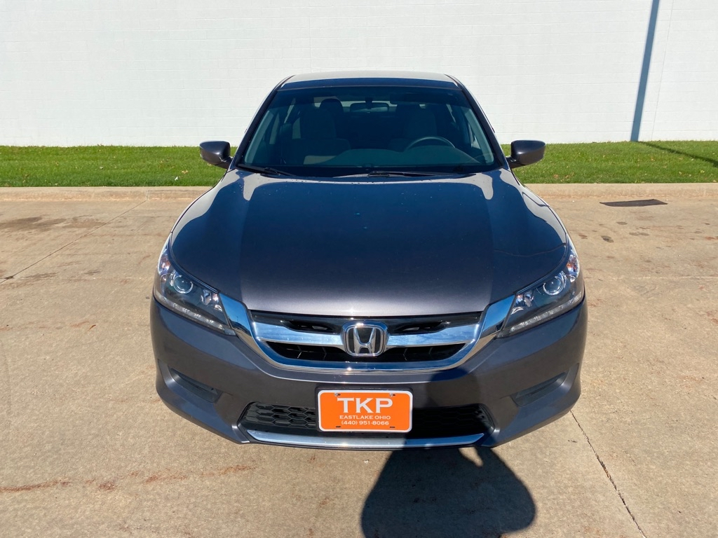 2013 HONDA ACCORD LX for sale at TKP Auto Sales