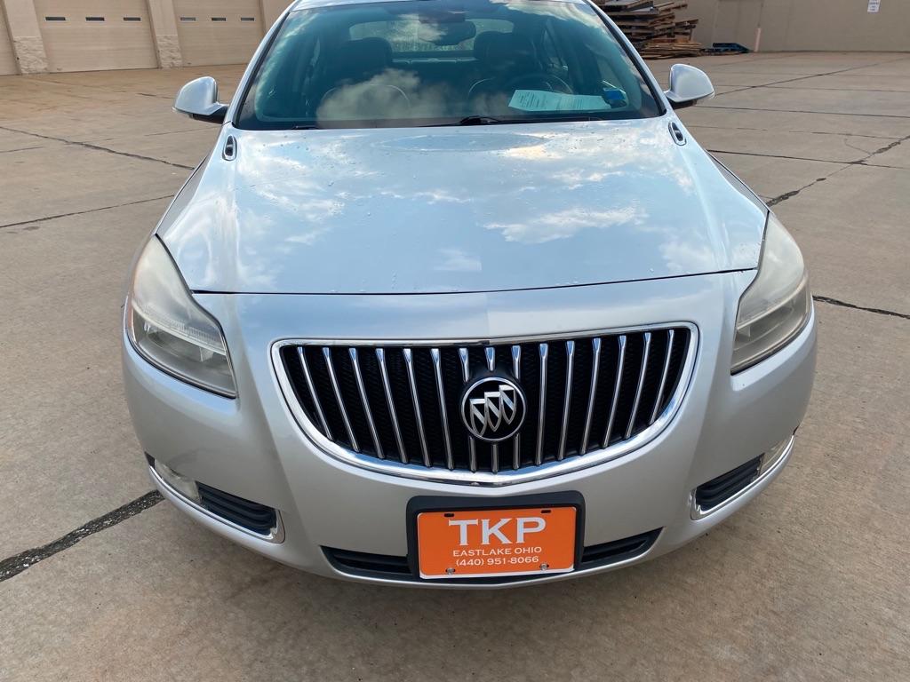2013 BUICK REGAL PREMIUM for sale at TKP Auto Sales