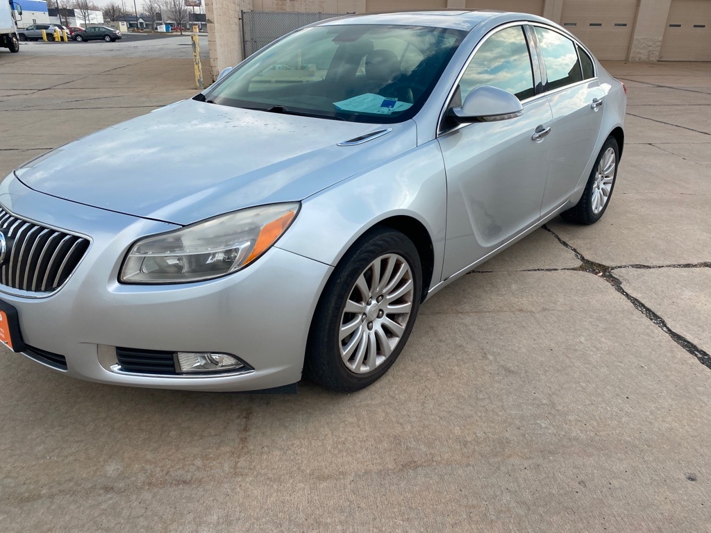 2013 BUICK REGAL PREMIUM for sale in Eastlake, Ohio
