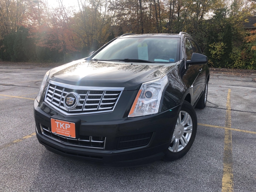 2014 CADILLAC SRX LUXURY COLLECTION for sale in Eastlake, Ohio