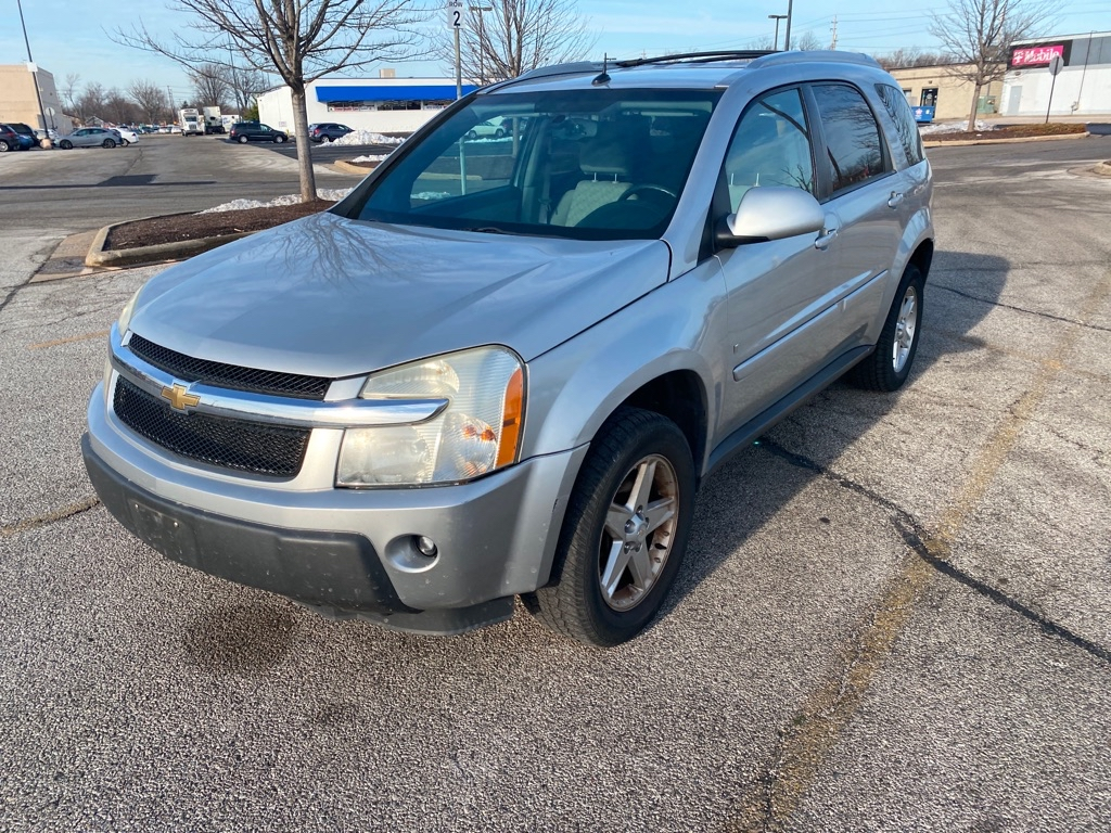 2006 CHEVROLET EQUINOX for sale at TKP Auto Sales