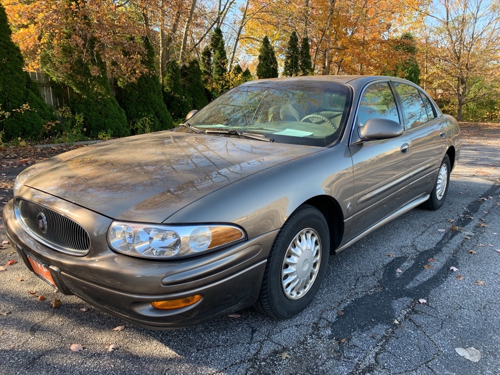 2003 BUICK LESABRE for sale at TKP Auto Sales