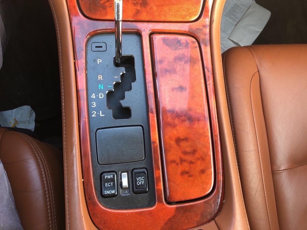 2003 LEXUS SC 430 for sale at TKP Auto Sales