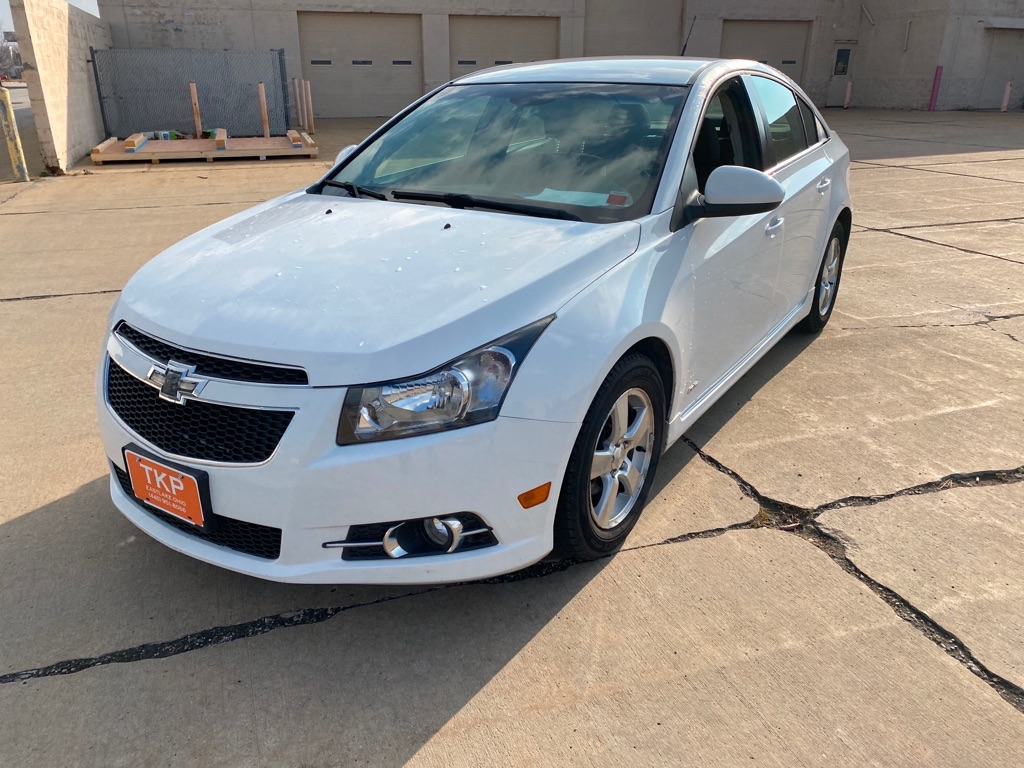 2014 CHEVROLET CRUZE for sale at TKP Auto Sales