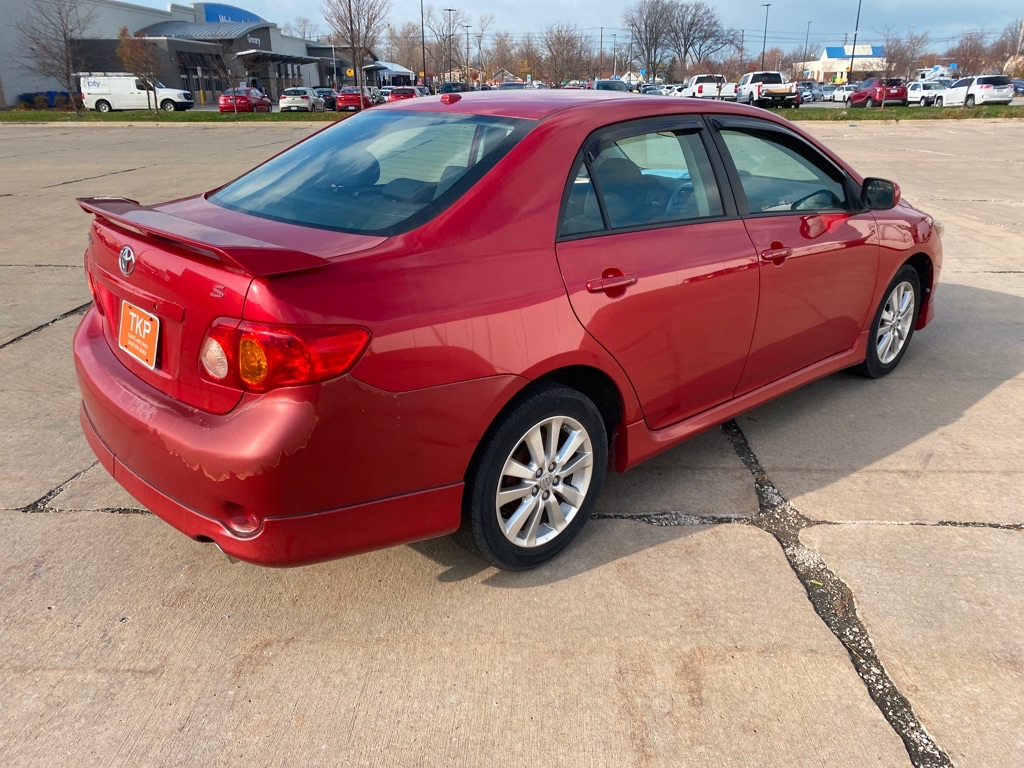 2010 TOYOTA COROLLA S for sale at TKP Auto Sales