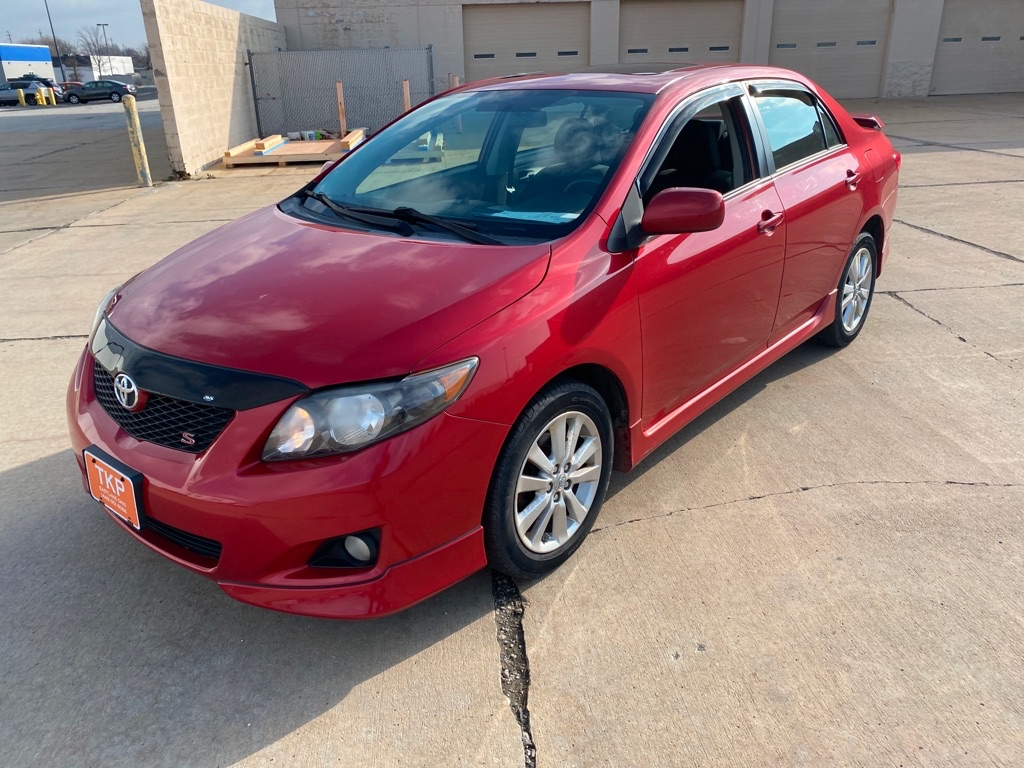 2010 TOYOTA COROLLA for sale at TKP Auto Sales