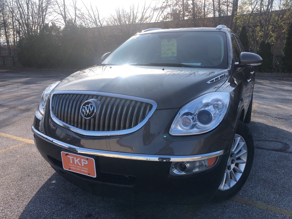 2012 BUICK ENCLAVE for sale at TKP Auto Sales