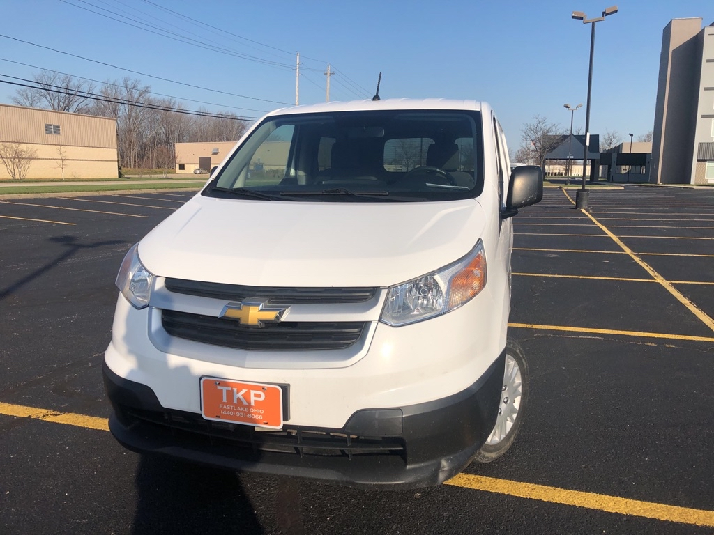2015 CHEVROLET CITY EXPRESS for sale at TKP Auto Sales