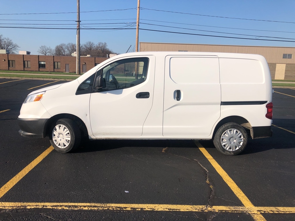 2015 CHEVROLET CITY EXPRESS LS for sale at TKP Auto Sales