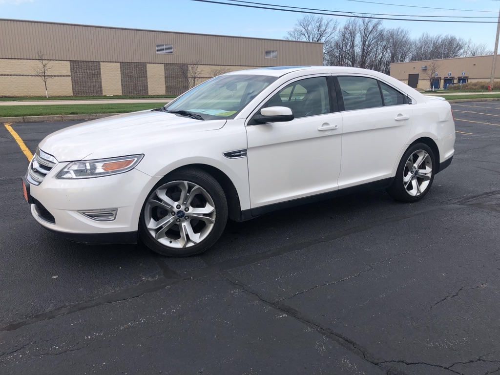 2010 FORD TAURUS SHO for sale at TKP Auto Sales